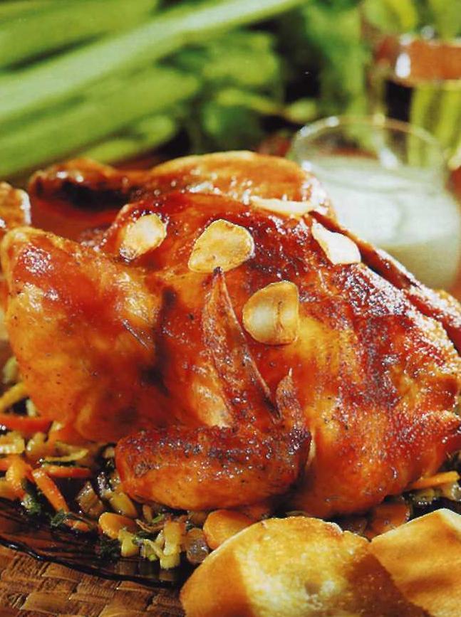 Как пожарить курицу в майонезе с чесноком на сковороде